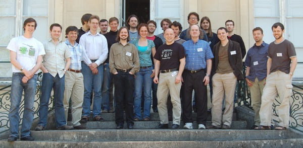Group photo from the FACETS CodeJam Workshop #2