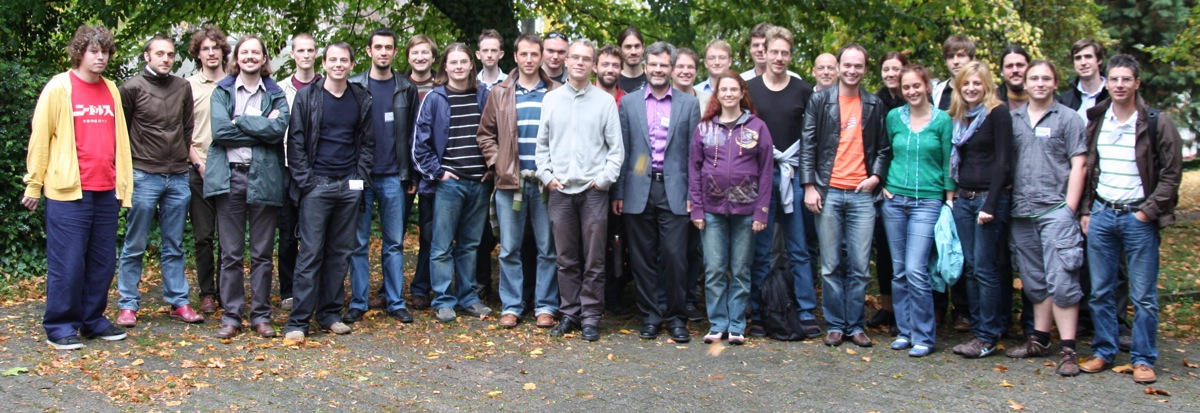 Group photo from the FACETS CodeJam Workshop #3
