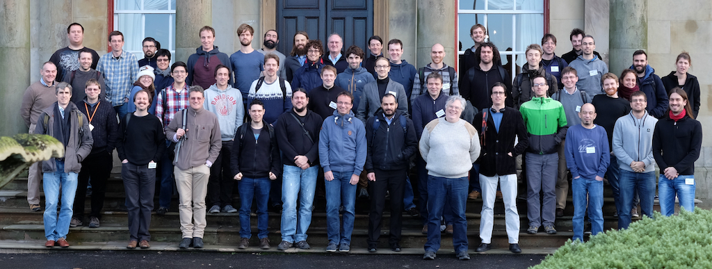 Group photo from the HBP CodeJam Workshop #7